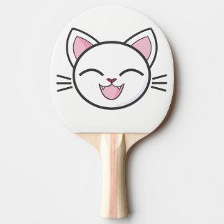 Raquete De Ping-pong Pá de Pong do sibilo. Gato