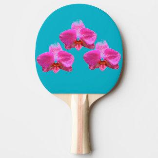 Raquete De Ping Pong Pá de Pong do sibilo - orquídea