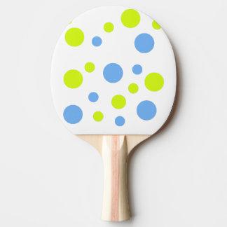 Raquete De Ping Pong Pá mágica de Pong do sibilo das bolhas