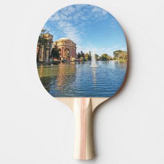 Raquete De Ping Pong Palácio de San Fransisco das belas artes