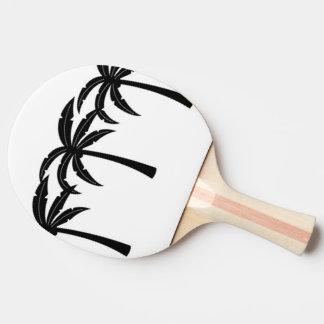 Raquete De Ping-pong Palmeiras tropicais