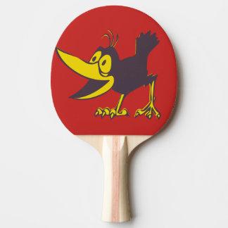 Raquete De Ping Pong pássaro