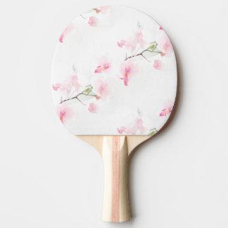 Raquete de Ping Pong, Pattern Orquídea Raquete Para Ping Pong