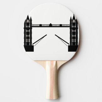 Raquete De Ping-pong ponte de Londres