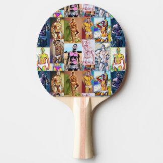 Raquete De Ping-pong Resumos
