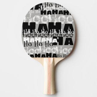 Raquete De Ping-pong Riso Maniacal