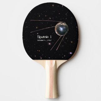 Raquete De Ping Pong Satélite de terra de Sputnik 1