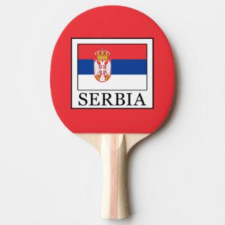 Raquete De Ping Pong Serbia