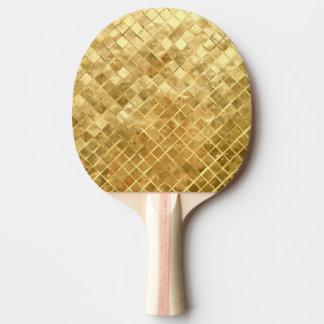 Raquete De Ping Pong Tabuleiro de damas do ouro de Falln