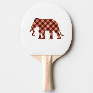 Raquete De Ping-pong Xadrez do elefante