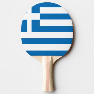 Raquete De Tênis De Mesa A bandeira nacional da piscina
