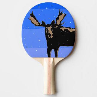 Raquete De Tênis De Mesa Alces no inverno