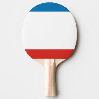 Raquete De Tênis De Mesa Bandeira de Crimeia