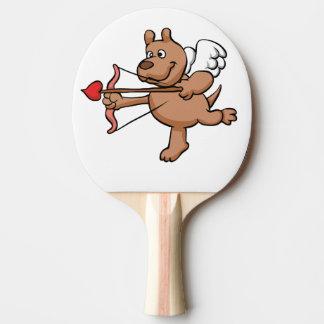 Raquete De Tênis De Mesa Cão do anjo