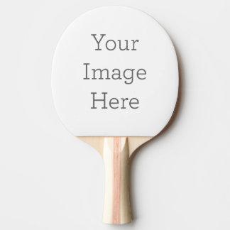 Raquete De Tênis De Mesa Criar seus próprios