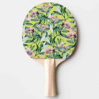 Raquete De Tênis De Mesa Cura floral