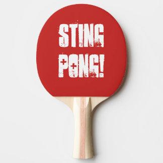 """Raquete De Tênis De Mesa De """"pá do ténis de mesa Sting Pong"""""""
