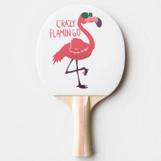Raquete De Tênis De Mesa Flamingo louco