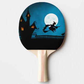 Raquete De Tênis De Mesa hallowen