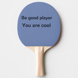 Raquete De Tênis De Mesa Jogadores do esporte