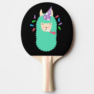 Raquete De Tênis De Mesa Lama de Emoji do partido do divertimento