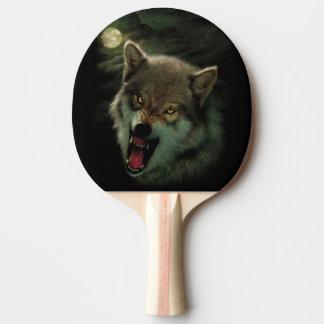 Raquete De Tênis De Mesa Lua do lobo