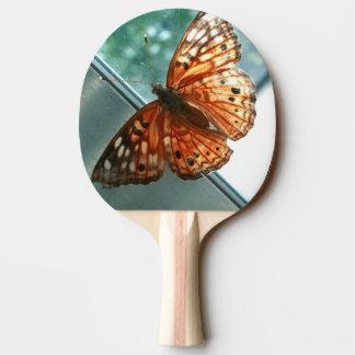 Raquete De Tênis De Mesa Pá da bola de Pong do sibilo da borboleta