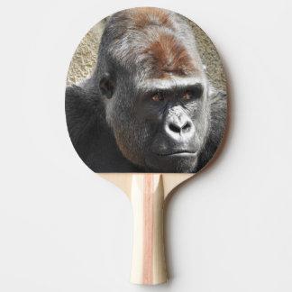 Raquete De Tênis De Mesa Pá de Pong do sibilo do gorila