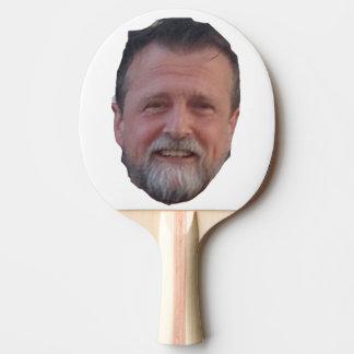 Raquete De Tênis De Mesa Pá de Pong do sibilo do pai de Connors