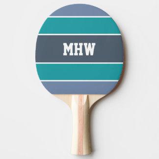 Raquete De Tênis De Mesa Pá feita sob encomenda do pong do sibilo do