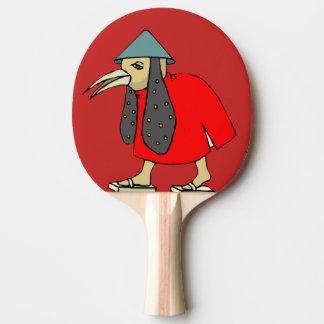 Raquete De Tênis De Mesa pássaro
