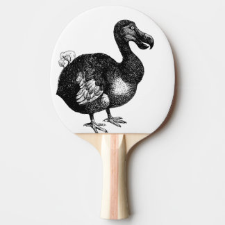 Raquete De Tênis De Mesa pássaro do dodo