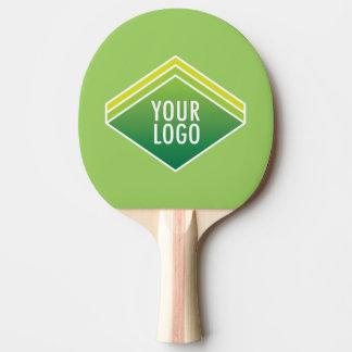 Raquete Para Ping-pong A pá de Pong do sibilo com logotipo feito sob