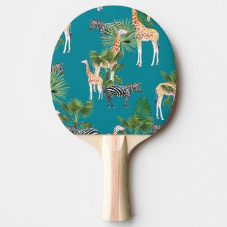 Raquete Para Ping Pong África
