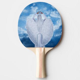 Raquete Para Ping-pong Anjo nas nuvens