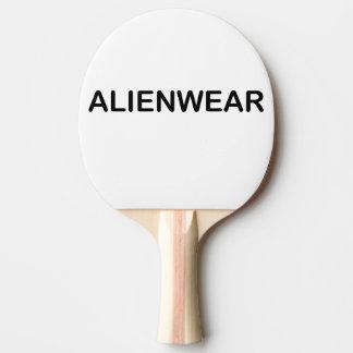 Raquete Para Ping-pong Arte de AlienWear