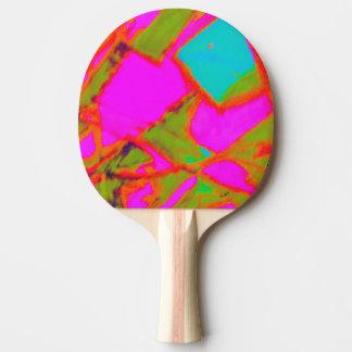 Raquete Para Ping Pong Artes visuais 882