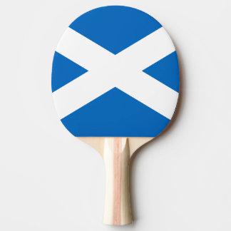 Raquete Para Ping Pong Bandeira da pá de Pong do sibilo de Scotland