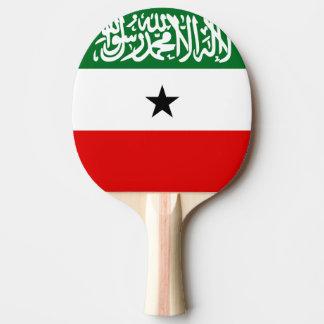 Raquete Para Ping-pong Bandeira de Somaliland