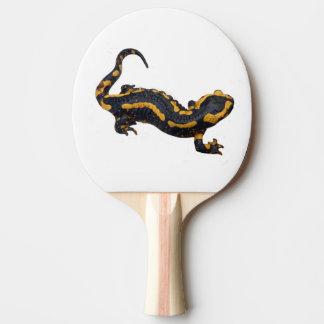 Raquete Para Ping-pong Bastão de Pong do sibilo da salamandra de fogo