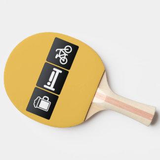 Raquete Para Ping Pong Bebida, sono e classes de giro