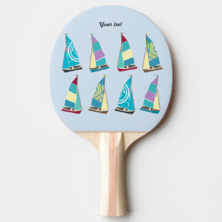 Raquete Para Ping-pong Botes do vintage