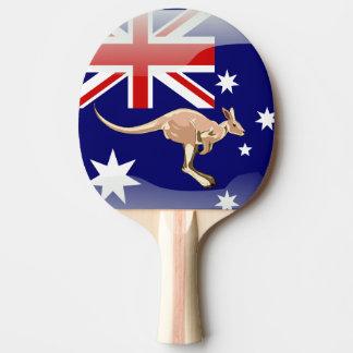 Raquete Para Ping-pong Canguru australiano