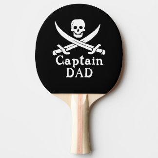 Raquete Para Ping Pong Capitão Pai - clássico