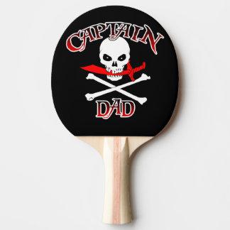 Raquete Para Ping-pong Capitão Pai Sibilar Pong Pá