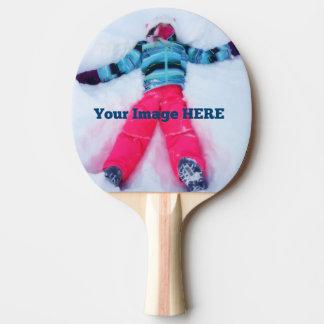 Raquete Para Ping Pong Criar sua própria pá feita sob encomenda de Pong