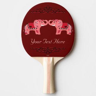 Raquete Para Ping-pong Elefante do Henna (R