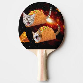 Raquete Para Ping Pong Espaço dos gatos do Taco