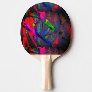 Raquete Para Ping Pong Esta flor eterno