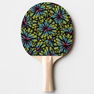 Raquete Para Ping-pong Estrela do Fractal do Navajo